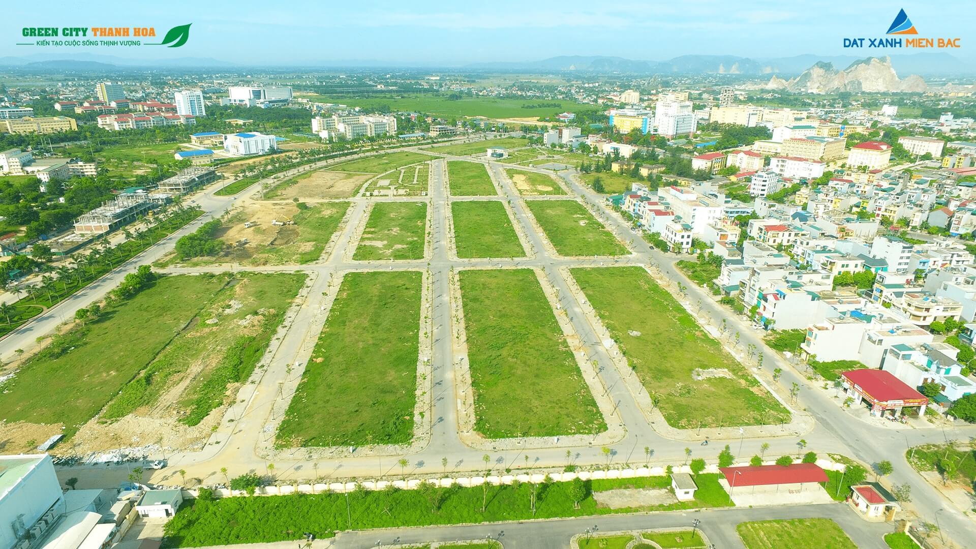 dự án green city thanh hóa