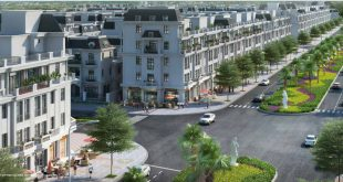 dự án hoàng huy new pruksa town