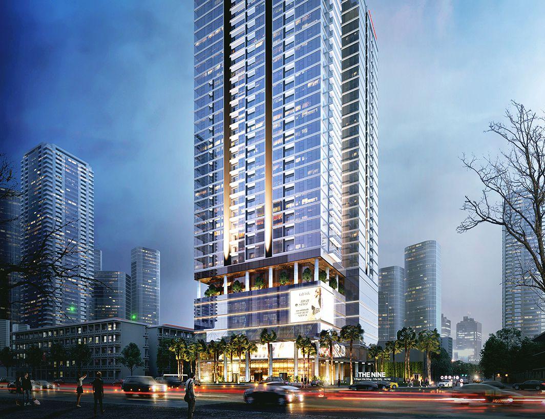 dự án chung cư the nine tower phạm văn đồng