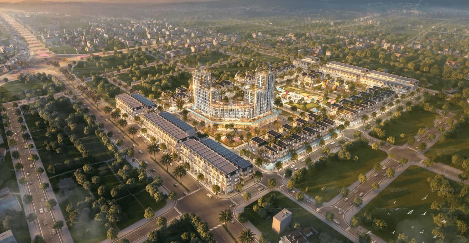 TNR Grand Palace Thái Bình - Bảng Giá, Thông Tin Dự Án 2021