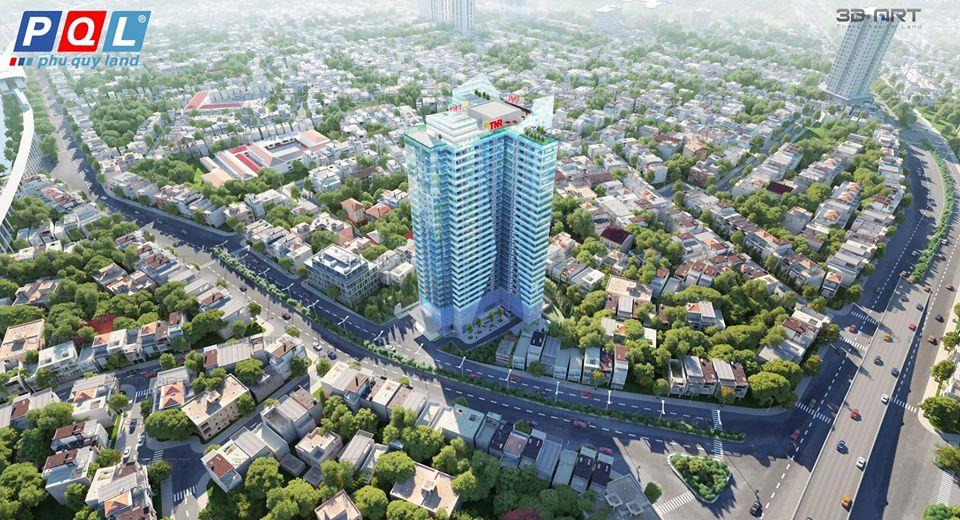 dự án chung cư tnr the nosta