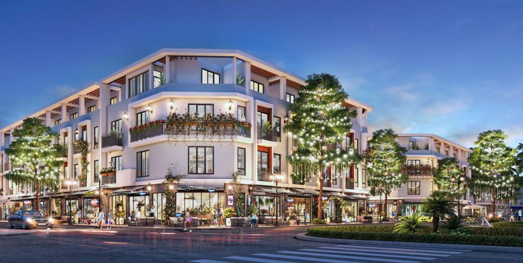 shophouse việt yên new center