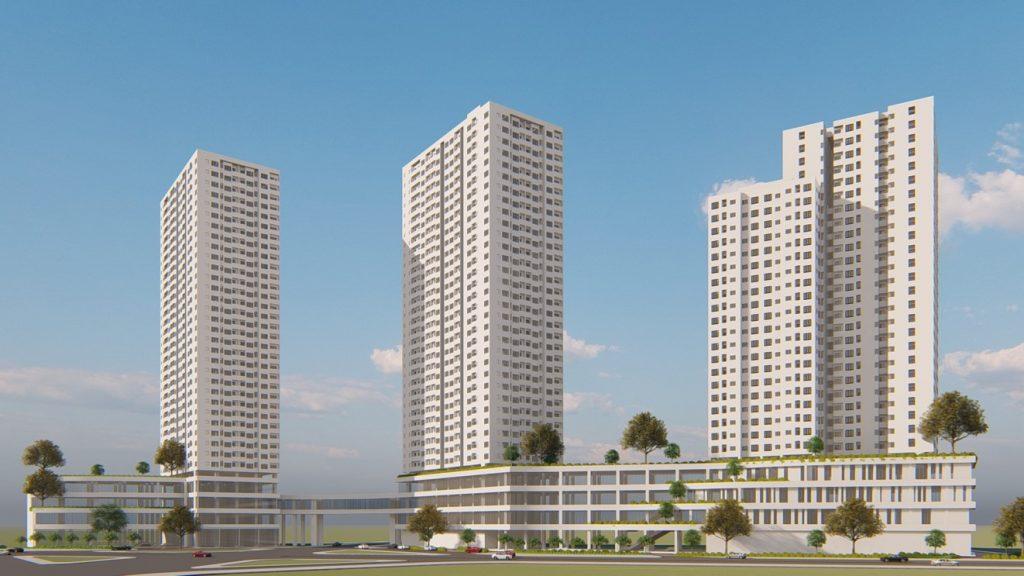 dự án chung cư tht light city hà đông
