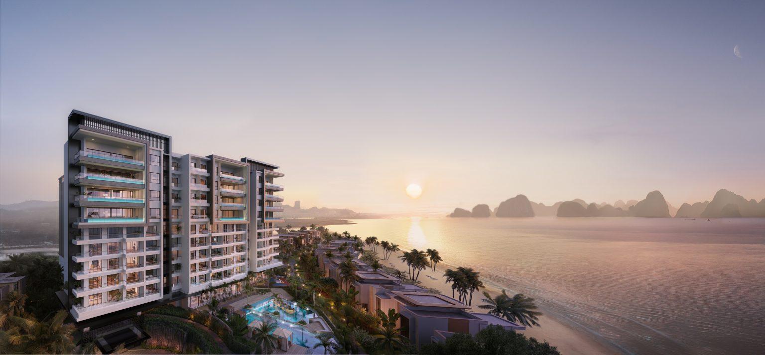 dự án intercontinental hạ long bay residences