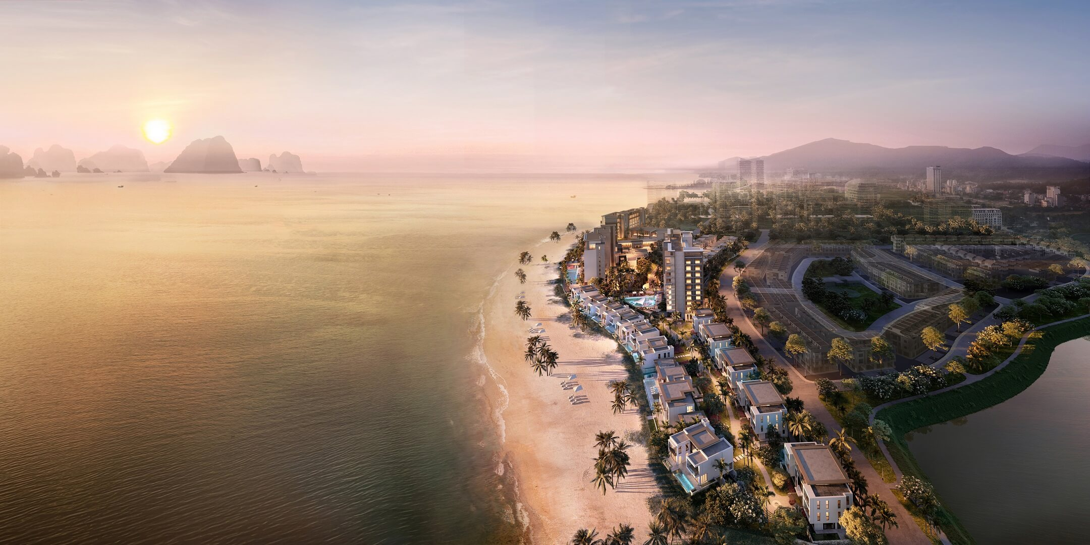 intercontinental hạ long bay resort & residences