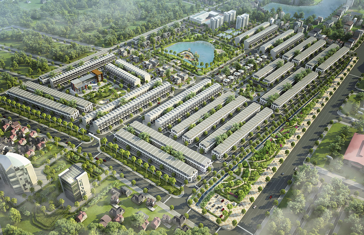 Kosy Eden Bắc Giang - Bảng Giá & CSBH 2020 - Chungcuhn24h