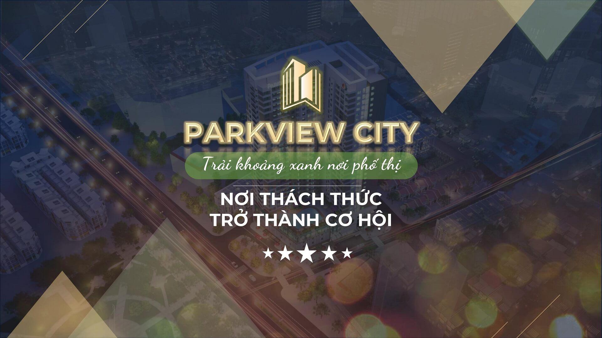 slogan park view city bắc ninh