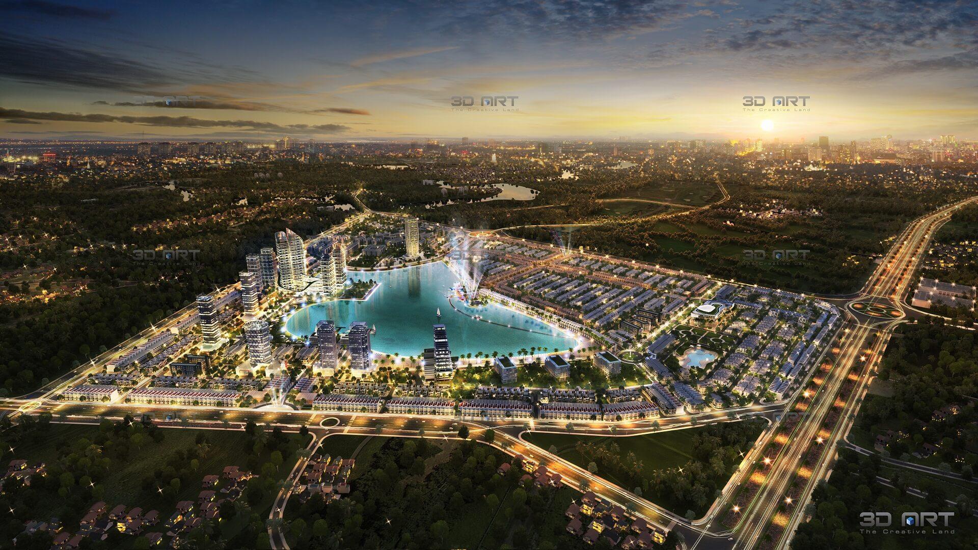 TMS Homes Wonder World Vĩnh Yên - Bảng Giá & CSBH 2020
