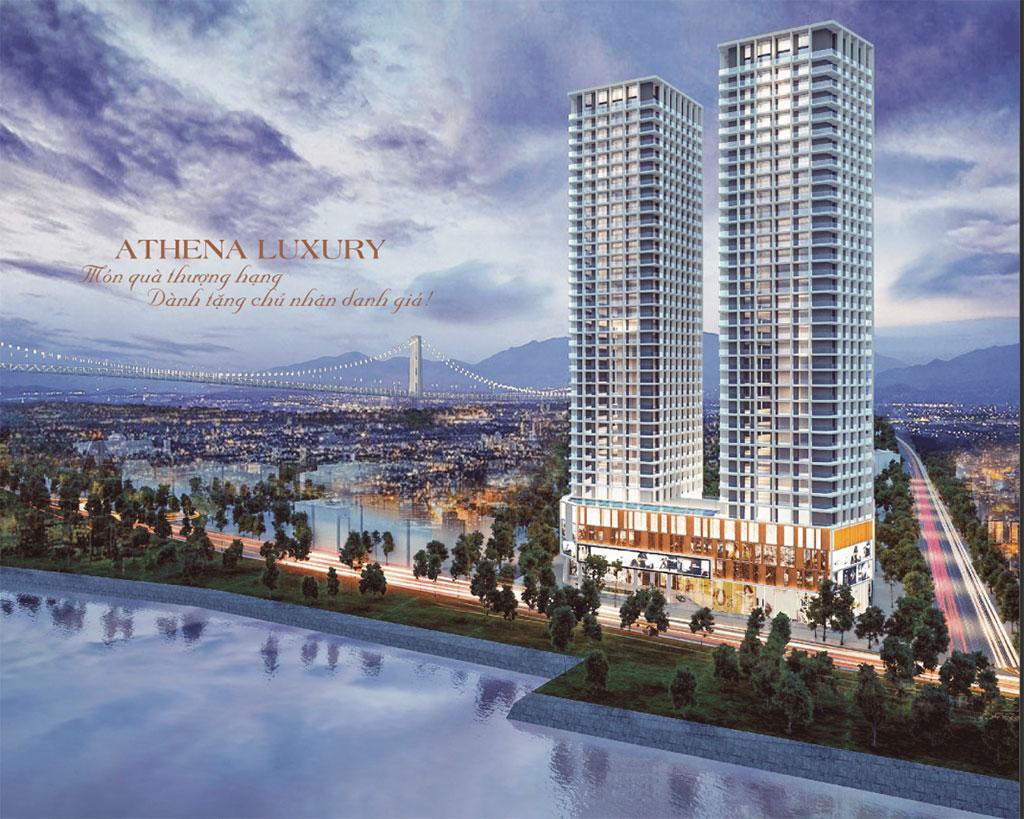 chung cư athena luxury đà nẵng riverside