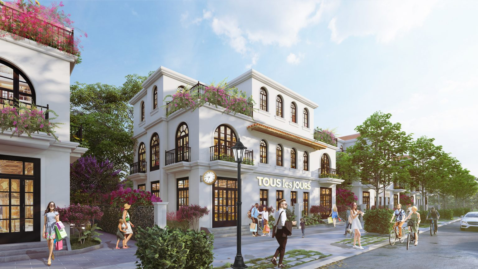 Boutique house Trà Cổ Long Beach Luxury