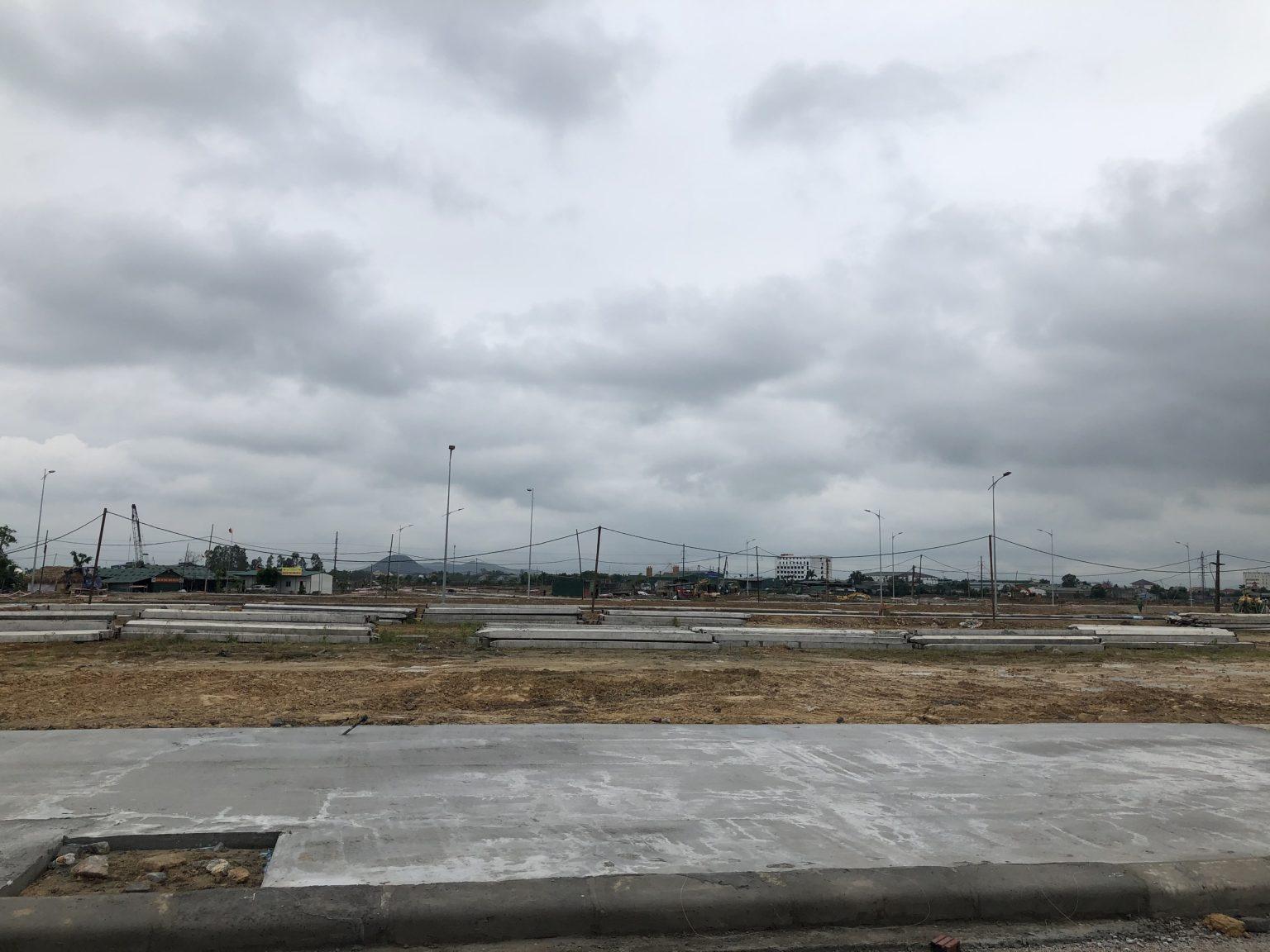 tiến dộ xây dựng dự án