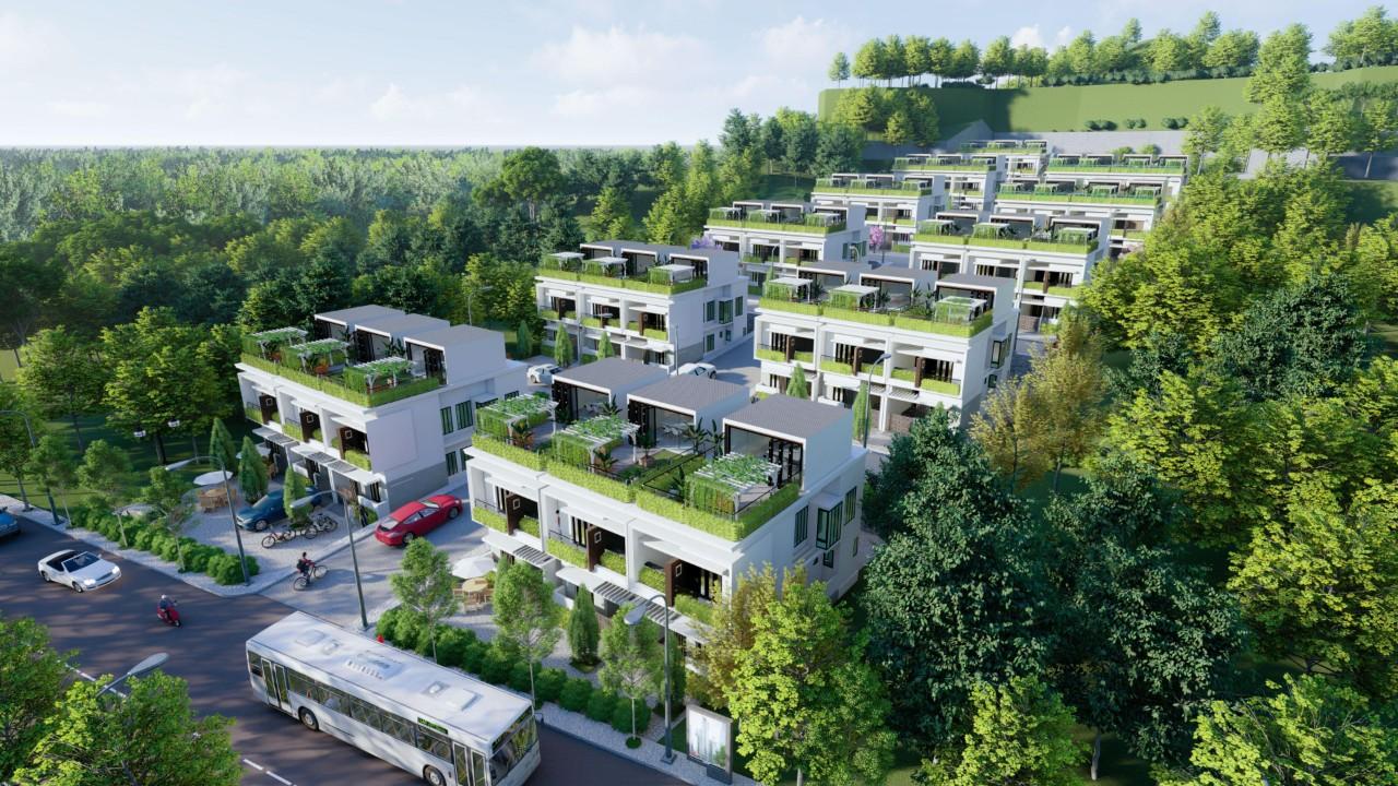 dự án đất nền hòa lạc charm villas