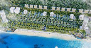 Phối cảnh dự án Wonder Island Phương Đông Vân Đồn