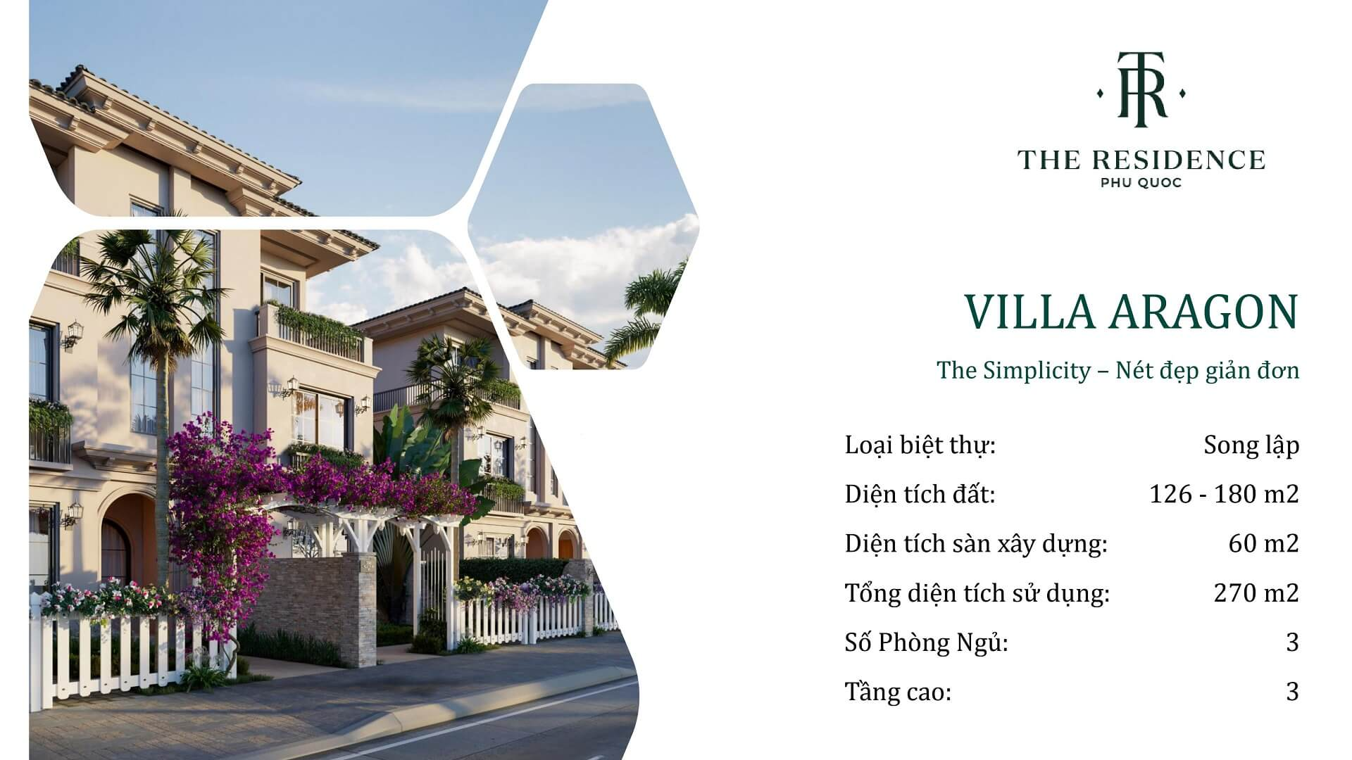 villa the residence phú quốc loại a