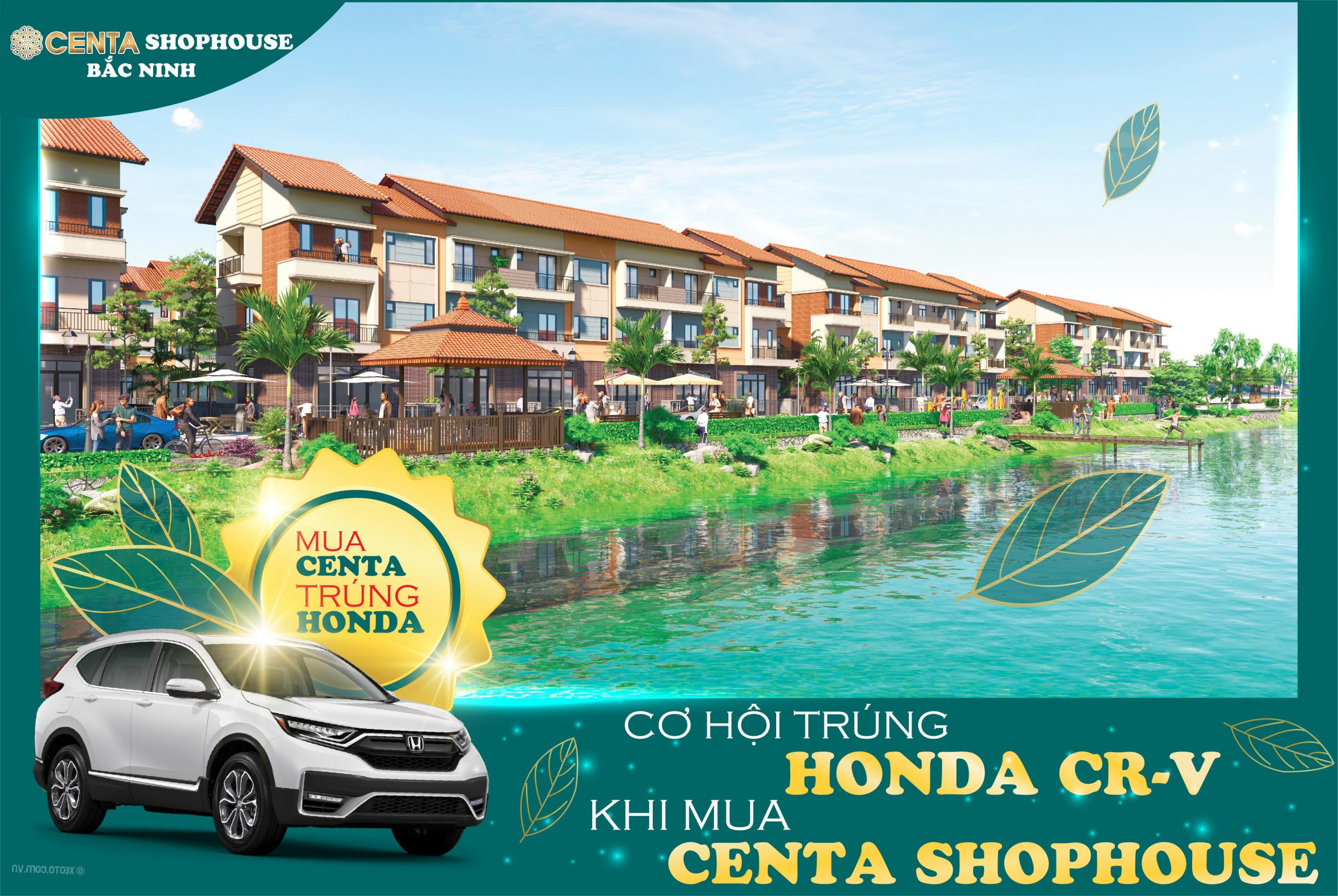 csbh dự án centa shophouse