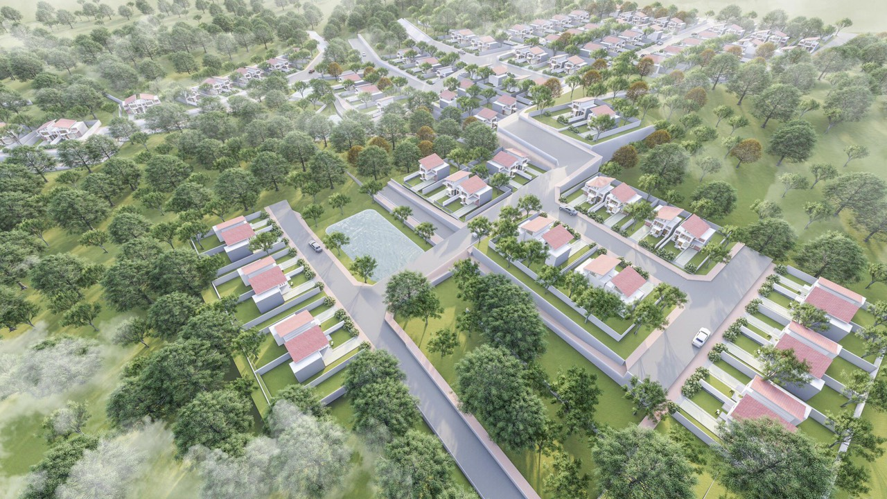 dự án pine valley bảo lộc