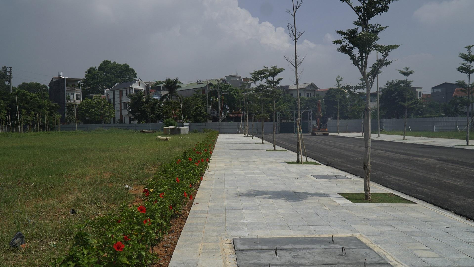 tiến độ dự án vĩnh yên center city