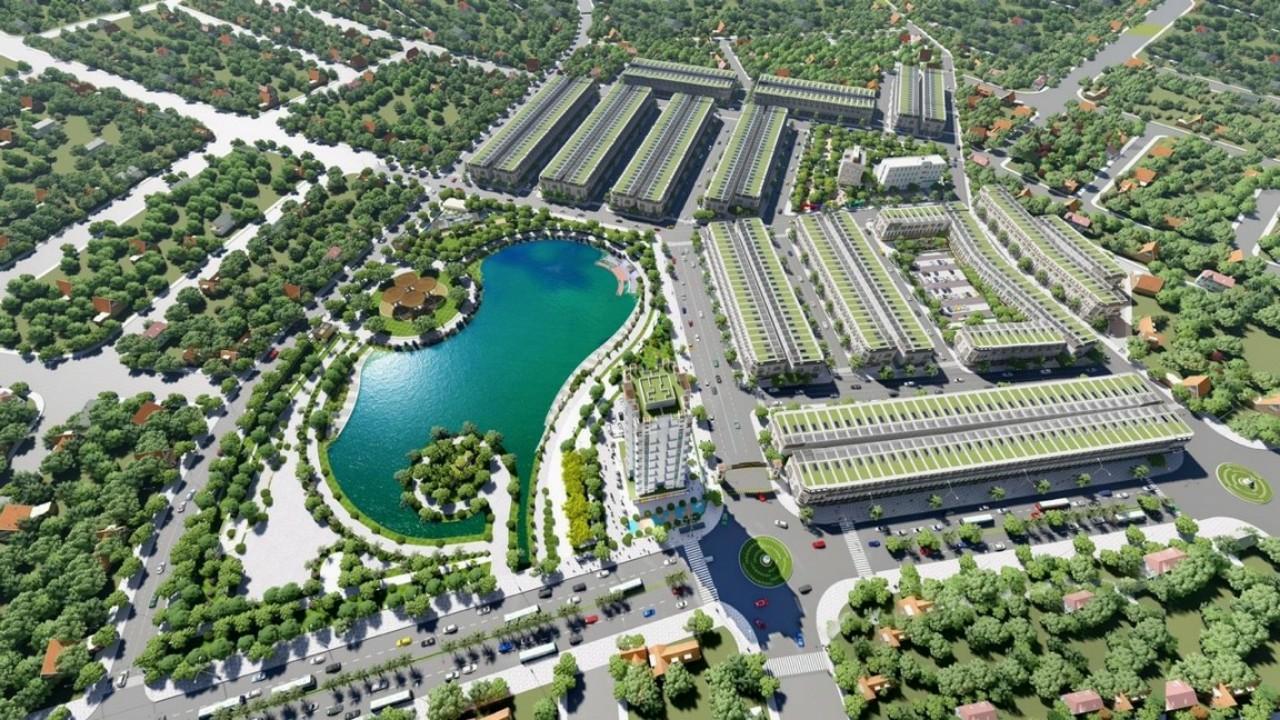 dự án vĩnh yên center city