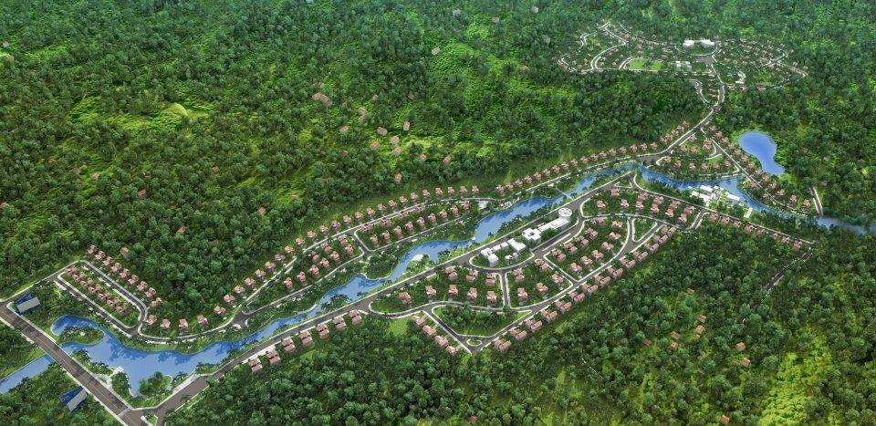 dự án xanh villas hòa lạc