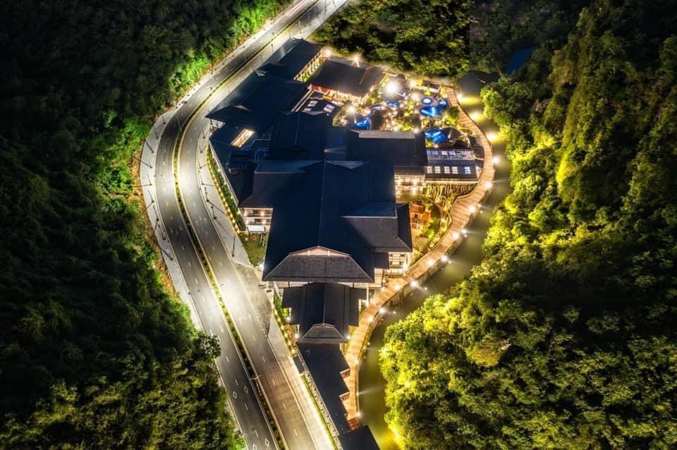dự án biệt thự yoko onsen quang hanh