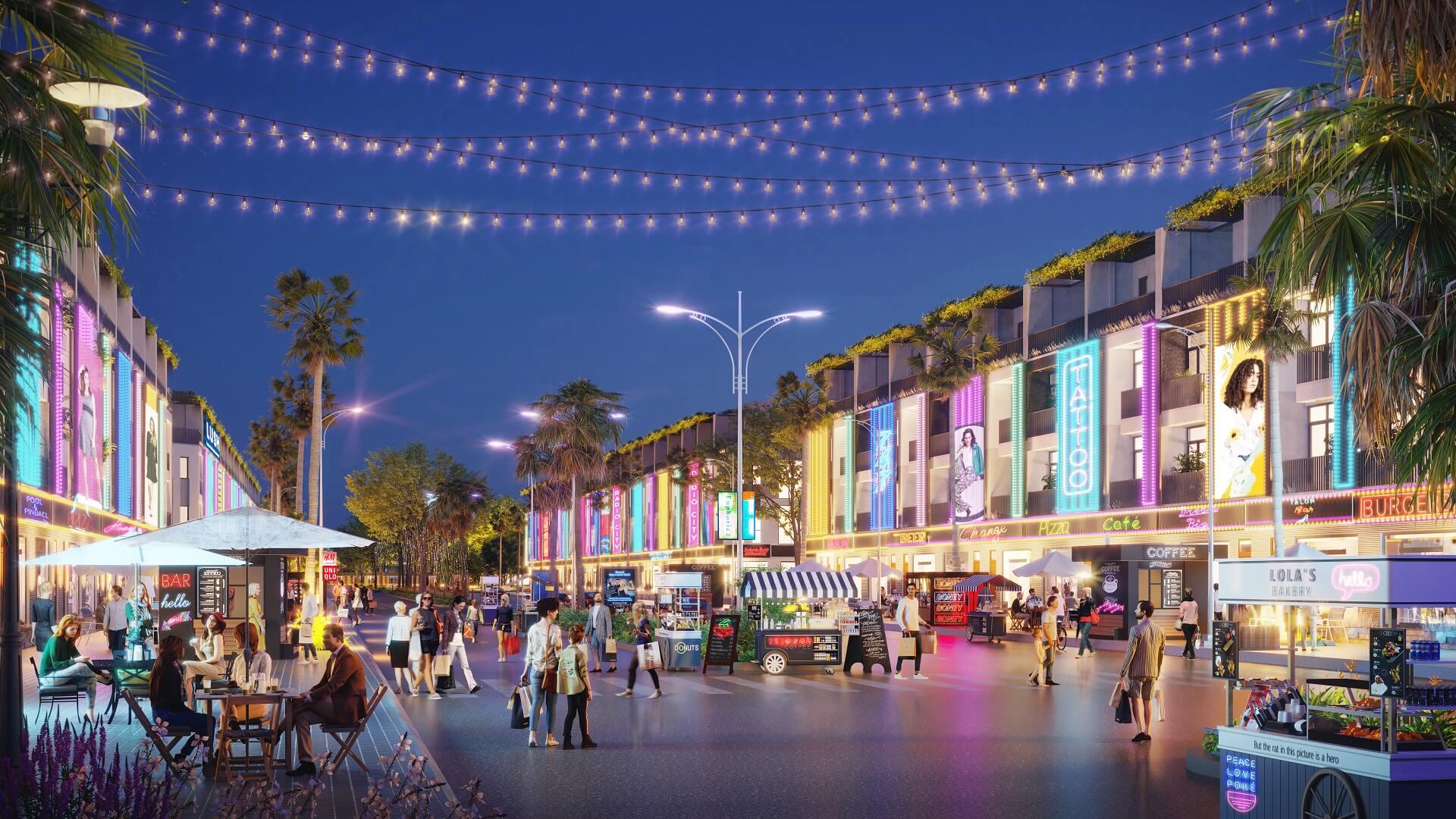 shophouse kosy city beat thái nguyên