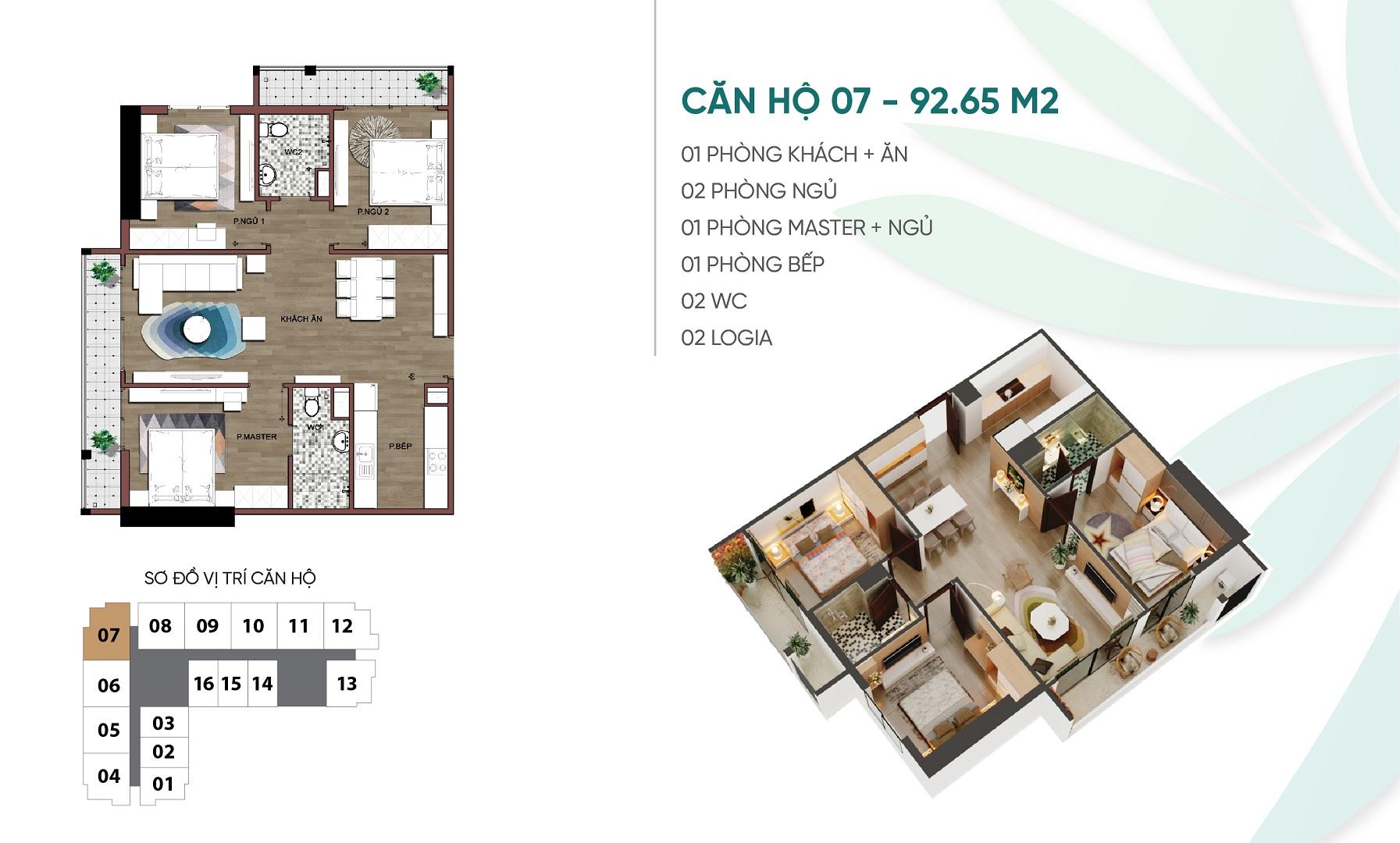 thiết kế căn hộ 07 dự án an bình plaza