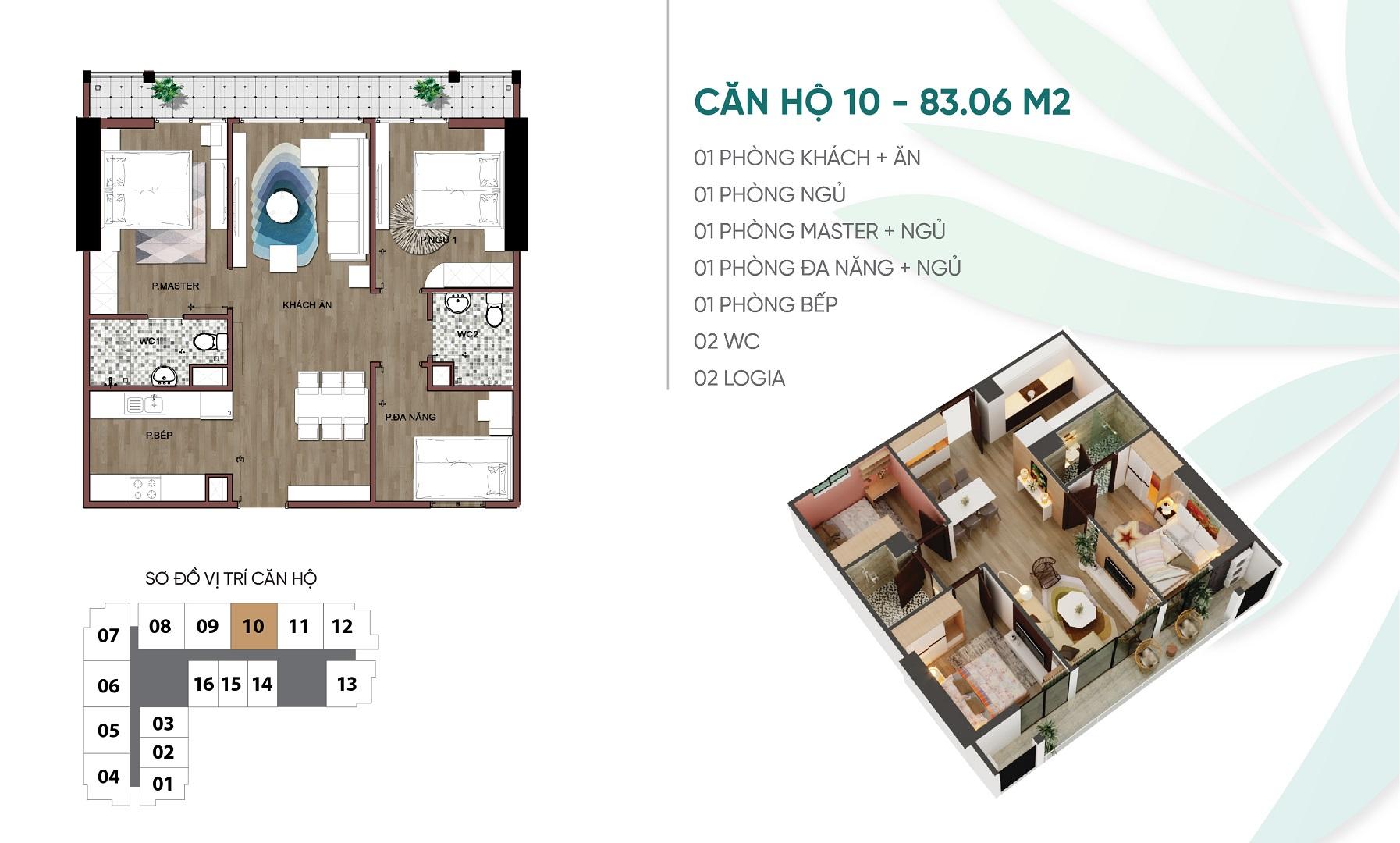thiết kế căn hộ 10 dự án an bình plaza