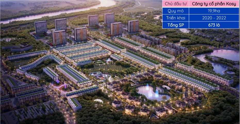Kosy City Beat Thai Nguyen hút giới nhà giàu Thái Nguyên