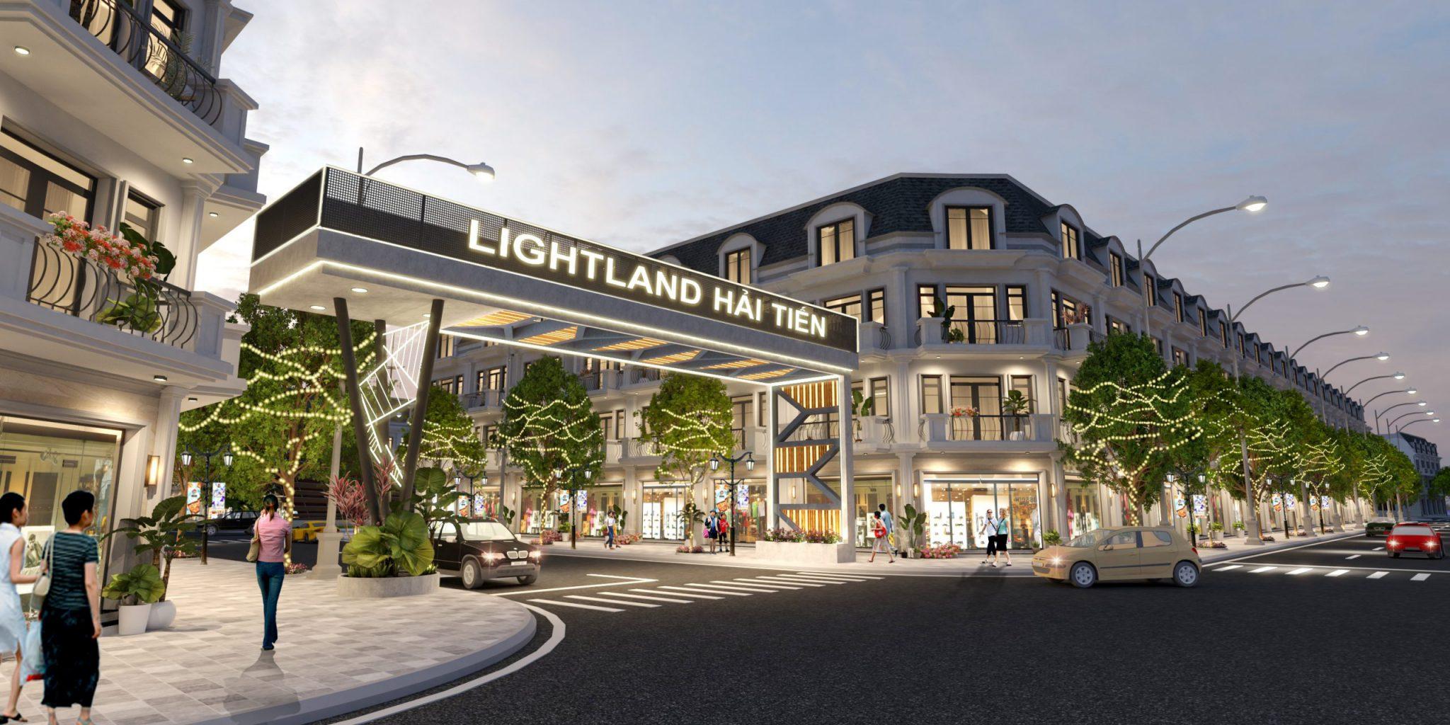 tổng quan dự án lightland hải tiến thanh hóa