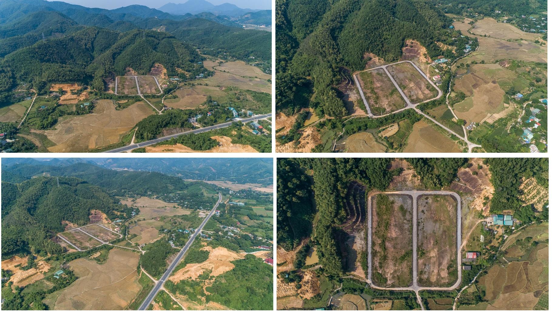tiến độ dự án hòa bình green valley