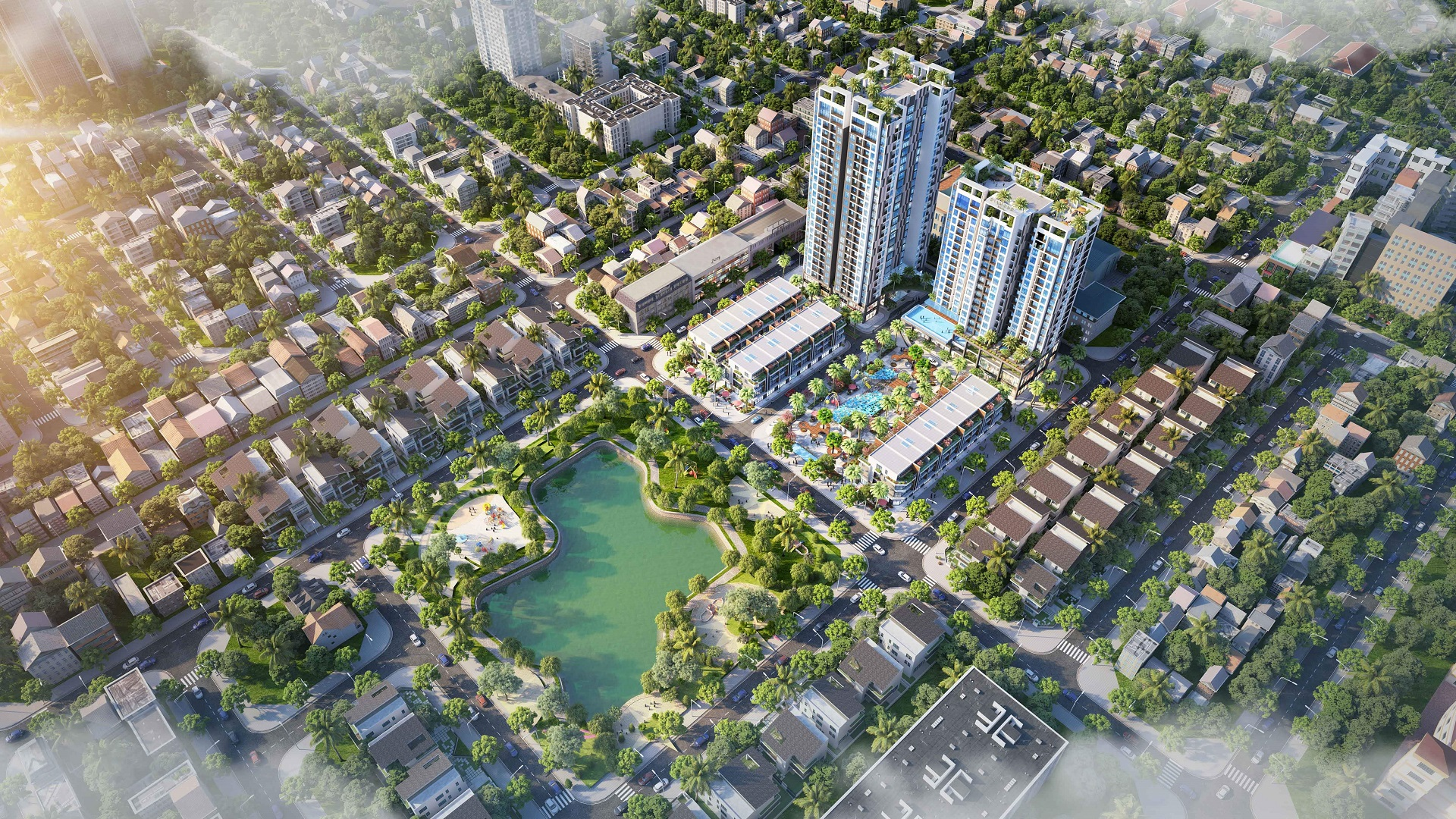Diamond Hill Bắc Giang