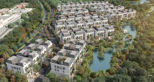 dự án le jardin garden villas parkcity hanoi