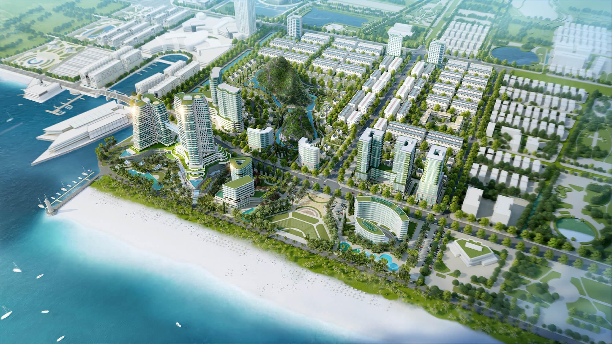 dự án khu đô thị ocean park vân đồn