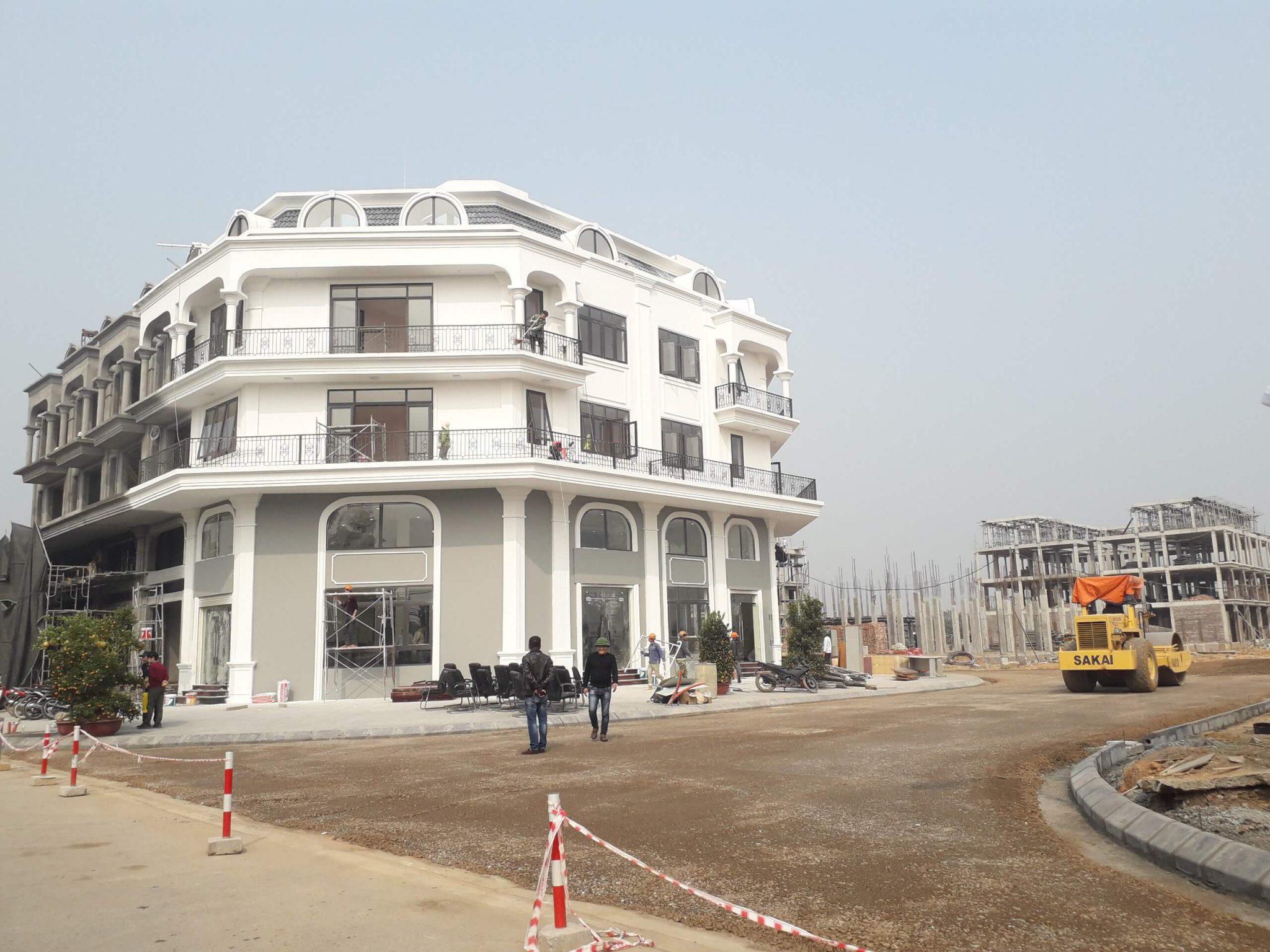 tiện ích dự án calyx residence
