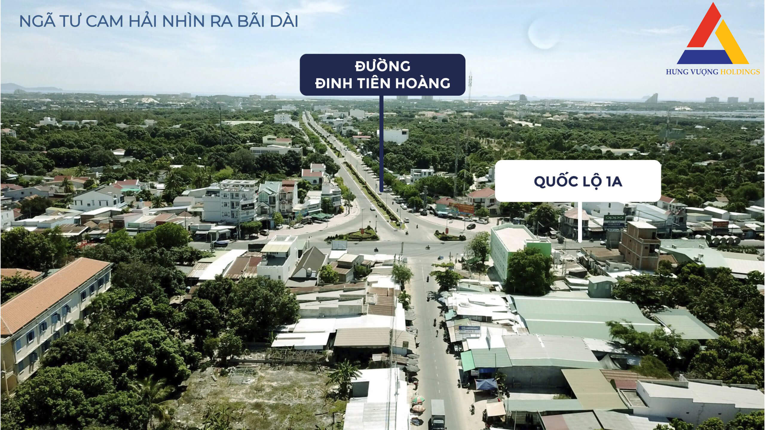 vị trí cam lâm future city