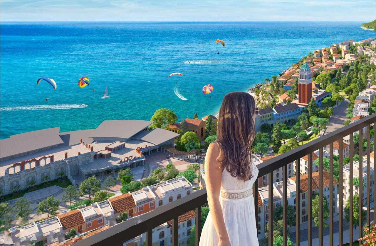 view căn hộ hillside residence 2