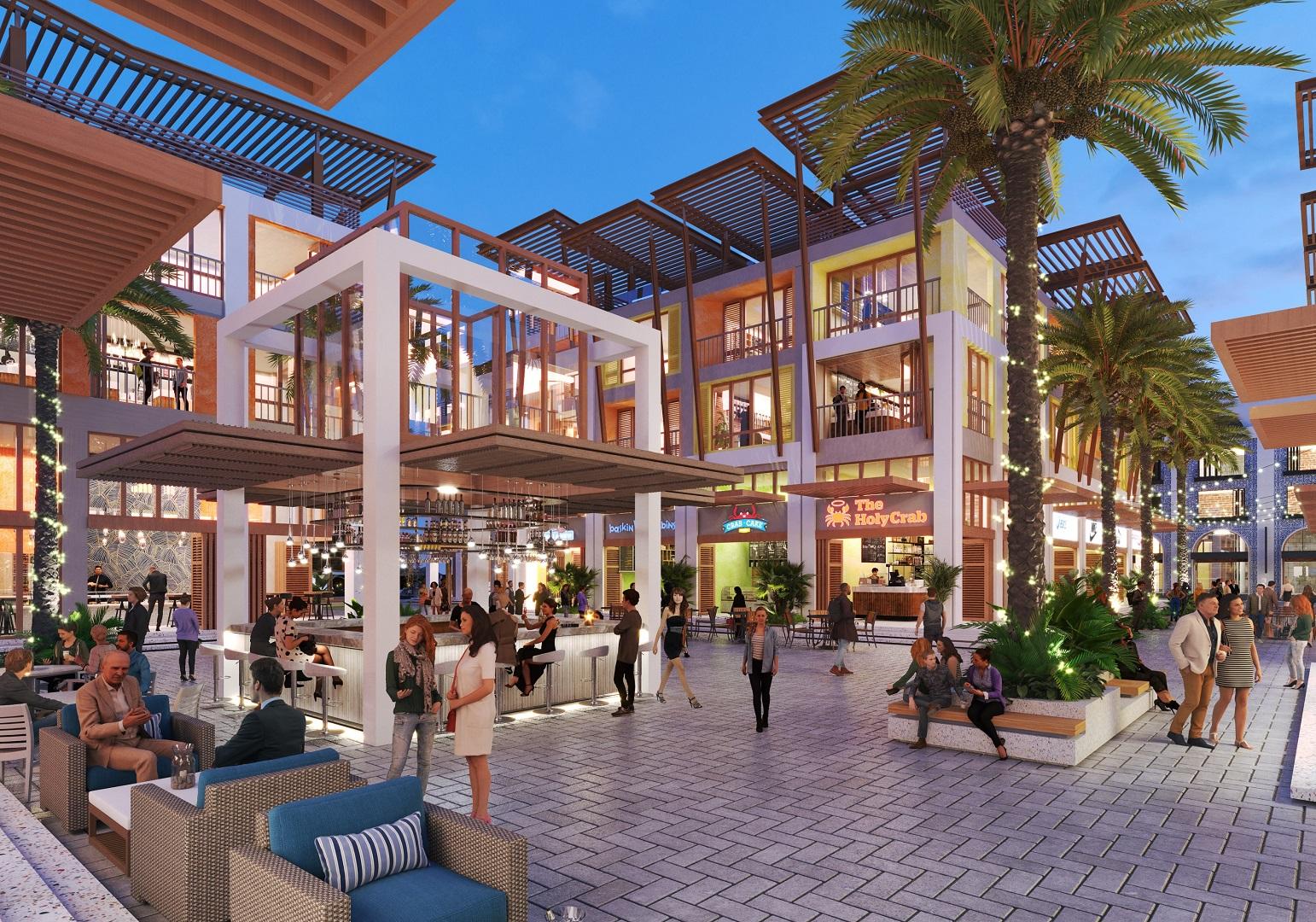 Shophouse Polynesia Vega City Bãi Tiên Nha Trang