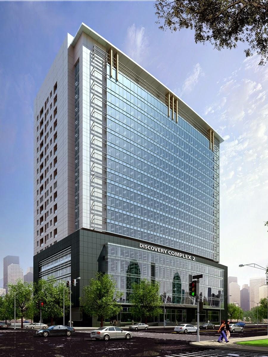 dự án chung cư Discovery Central 67 Trần Phú
