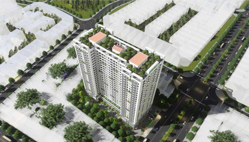 dự án chung cư gelex tower trạm trôi