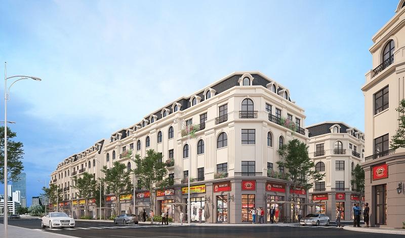 shophouse dự án sơn đồng center hoài đức