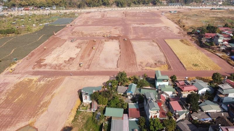 Tiến độ xây dựng dự án Picenza Riverside Sơn La