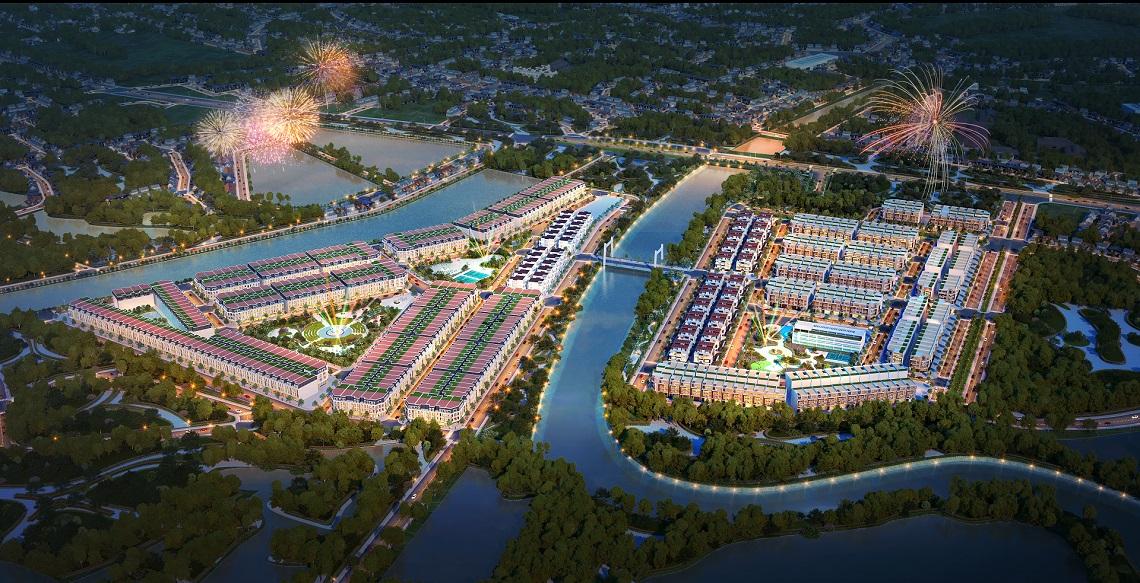 dự án tnr grand palace river park uông bí