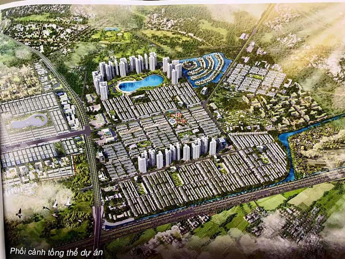 vinhomes dream city văn giang hưng yên