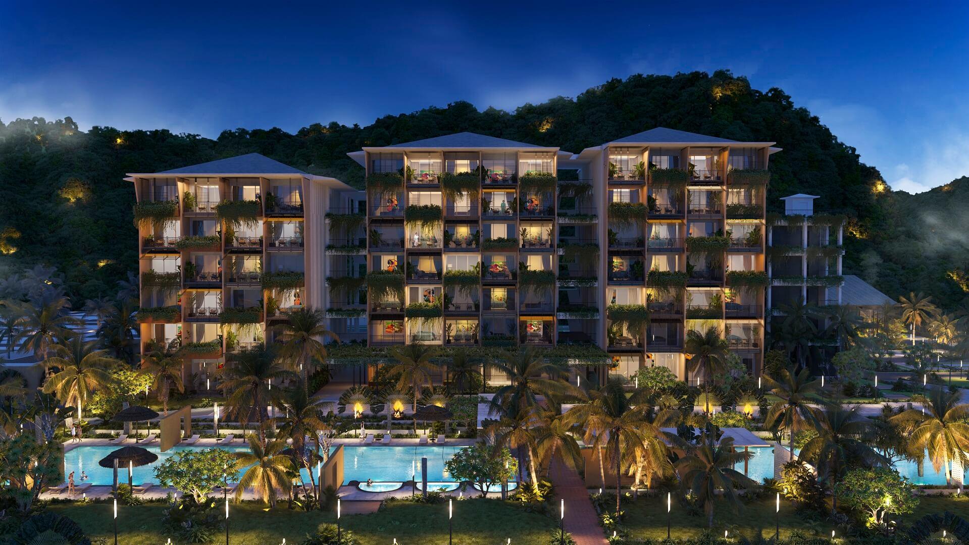 khách sạn Mandala Signature Hotel