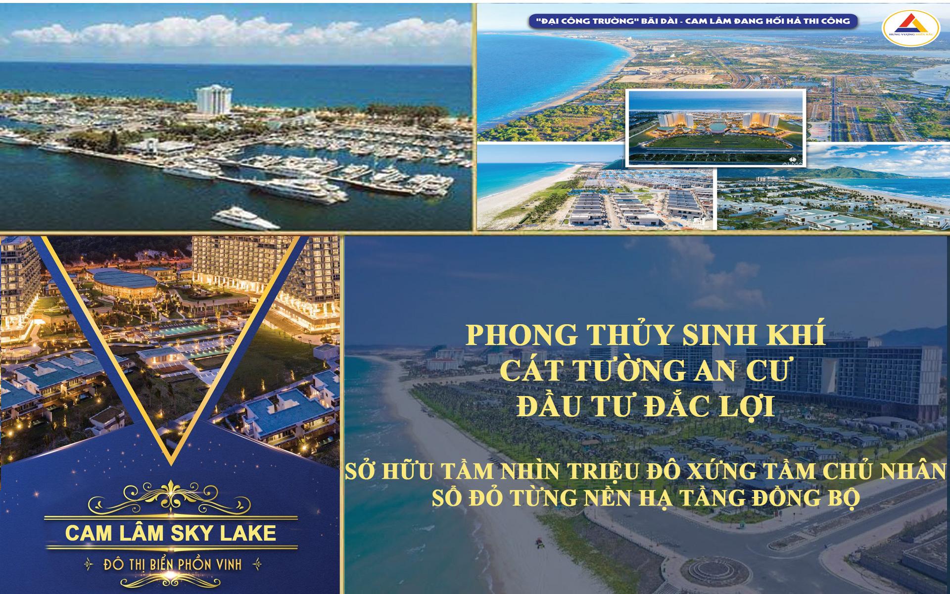 dự án cam lâm sky lake