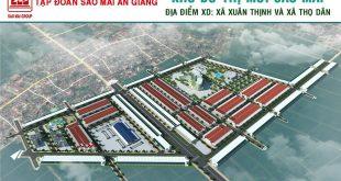 dự án khu đô thị sao mai triệu sơn thanh hóa