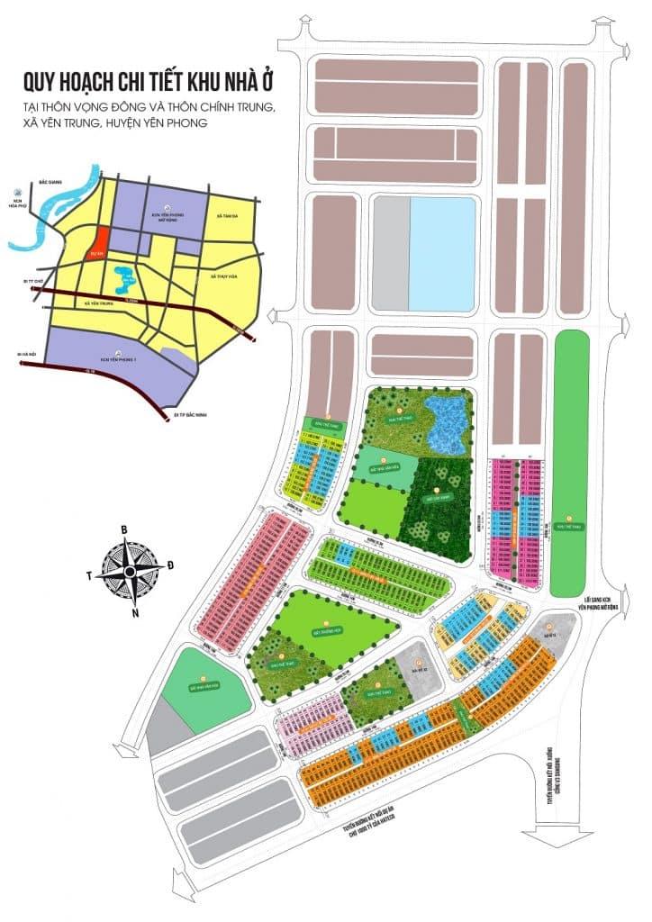mặt bằng phân lô dự án an bình central park