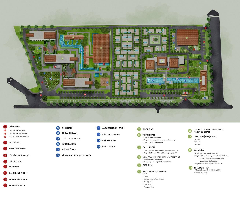 tiện ích dự án apec mandala sky villas kim bôi hòa bình