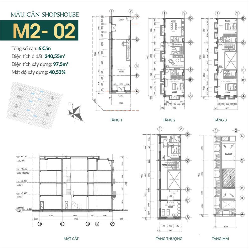thiết kế shophouse times square uông bí 4