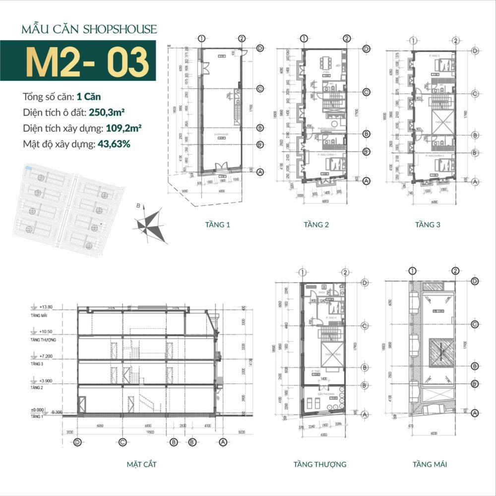 thiết kế shophouse times square uông bí 5